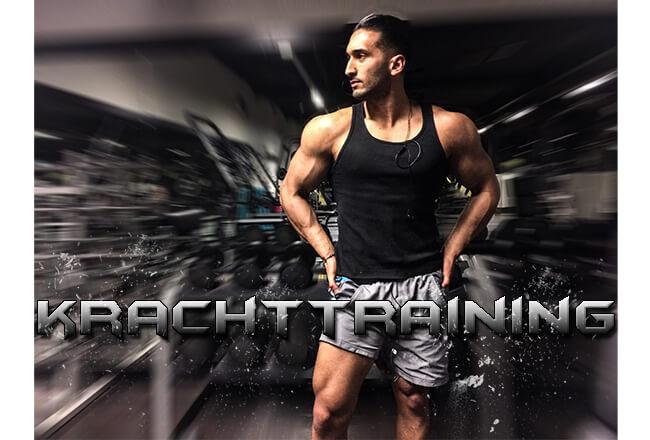 Spieren kweken krachttraining