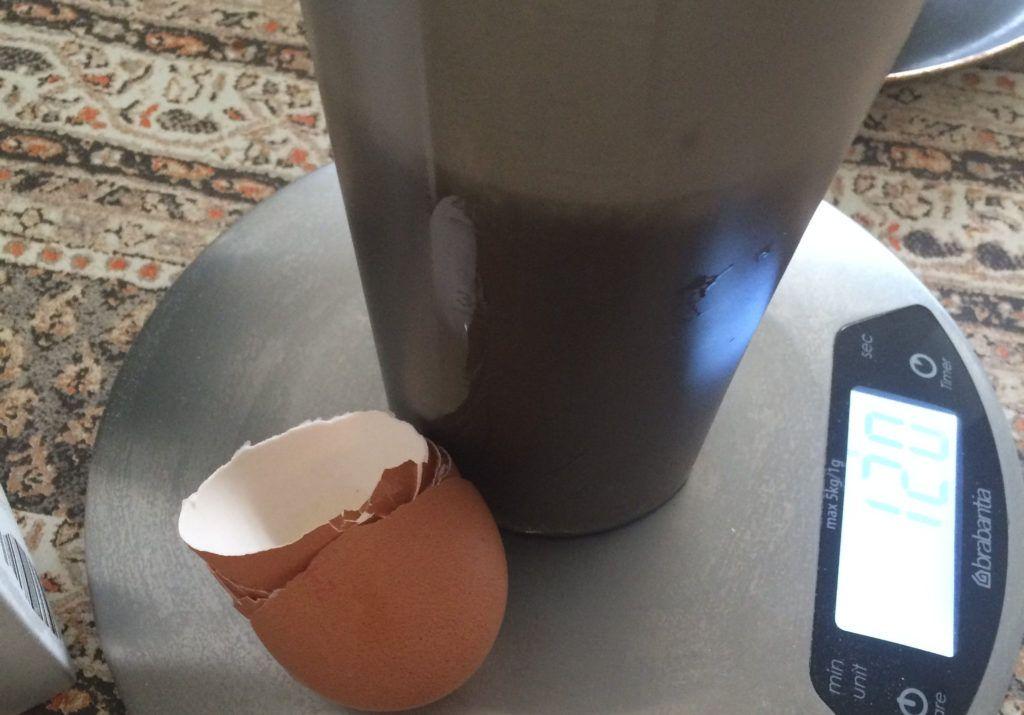 eieren pannenkoeken recept