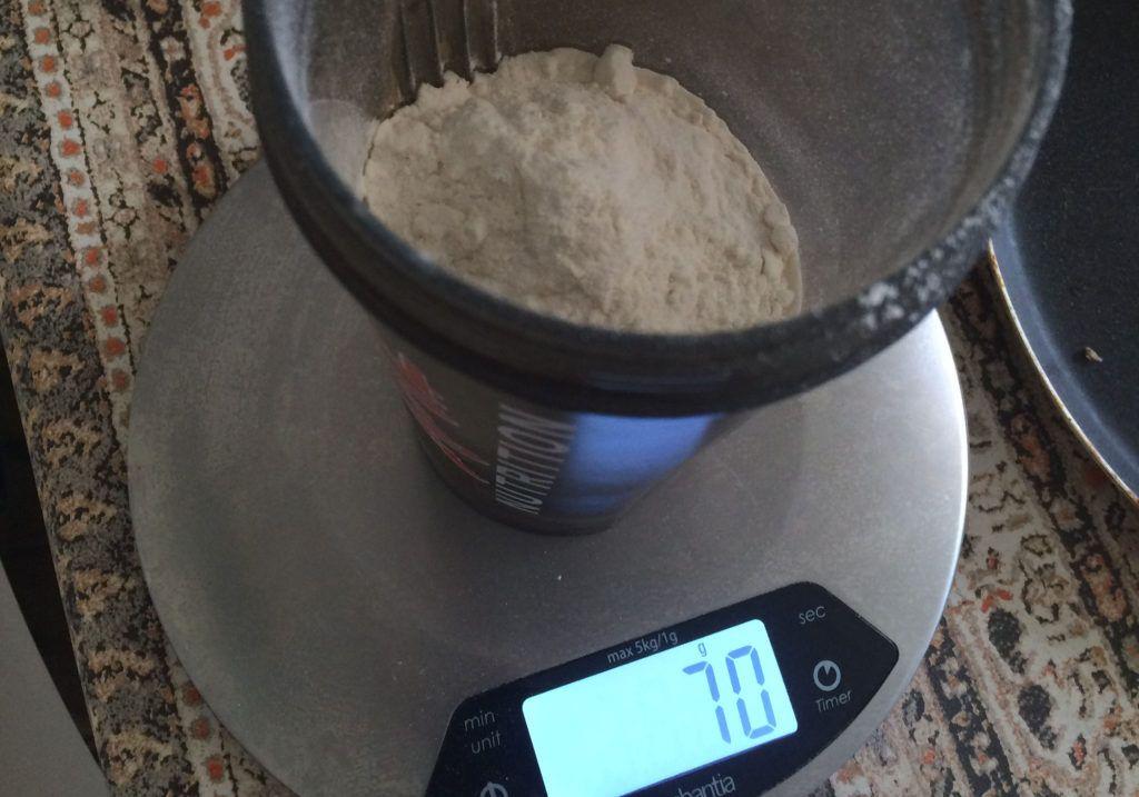 tarwe-70-gram pannenkoeken recept